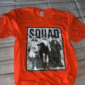 Hocus Pocus Squad Sanderson Sisters Tee